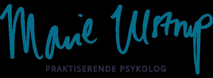 Psykolog Marie Ulstrup