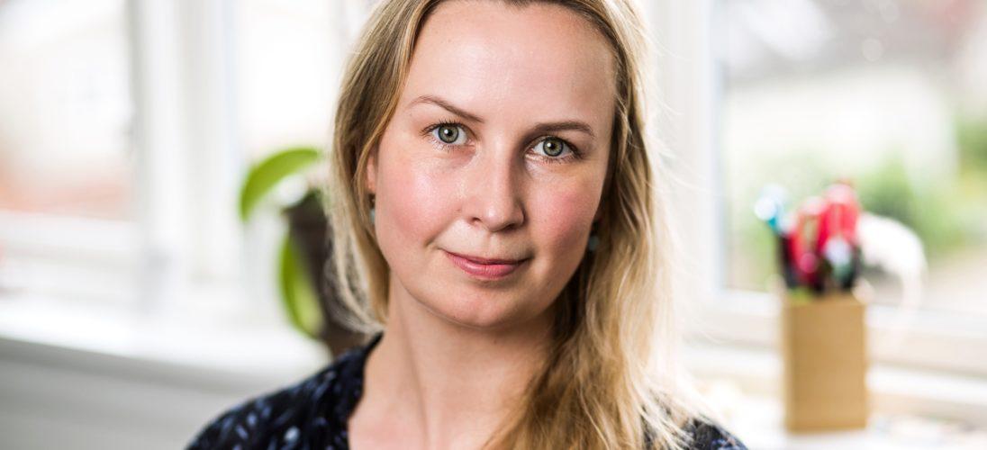 Børnepsykolog Marie Ulstrup.